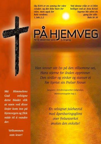 Desember - Evangelisk Luthersk Misjonslag