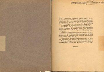 De i efterstaaende Fortegnelse opførte Malerier, Studier og ...