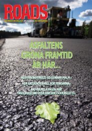 Nr 3, 2010 - Roads.nu