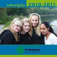 schoolgids 2010-2011 - ProNovaCollege