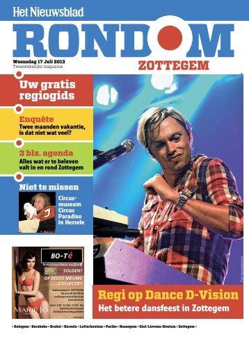 ZOTTEGEM - Rondom - Het Nieuwsblad