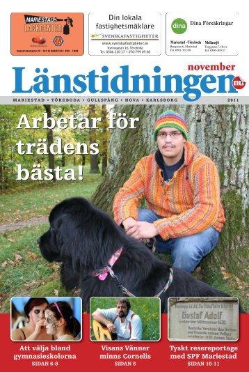 Hans Urmakare - Länstidningen