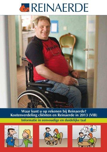 Waar kunt u op rekenen bij Reinaerde? - DuidelijkReinaerde.nl