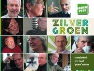 een rollenboek over twaalf 'groene' ouderen - Groen Plus