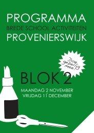 PROGRAMMA - Welzijn Noord Rotterdam