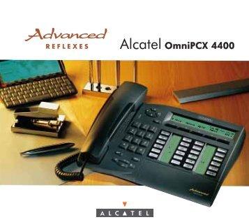 Alcatel OmniPCX 4400 - Min URL