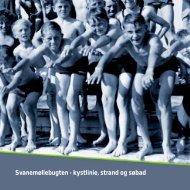Svanemøllebugten - kystlinie, strand og søbad - Stefan Urup Kaplan