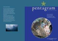 Pentagram 2006 nr. 1 - Lectorium Rosicrucianum
