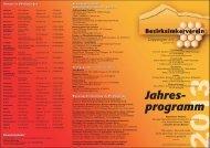Programm 2013 - Bezirksimkerverein Göppingen e.V.