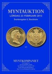 Myntauktion 3 - Philea