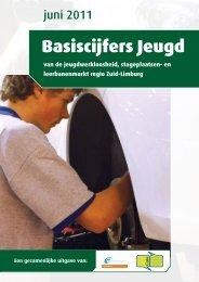Basiscijfers Jeugd - Servicepunt Techniek Zuid-Limburg