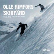 Olle Rimfors skidfärd: En resa genom utförsåkningens historia