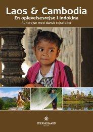 Laos & Cambodia En oplevelsesrejse i Indokina - Stjernegaard Rejser