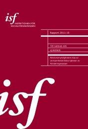 Ladda ned som PDF (1 MB) - Inspektionen för socialförsäkringen