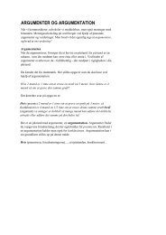 ARGUMENTER OG ARGUMENTATION.pdf