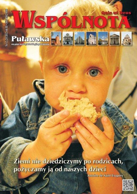 Nr 12 25 2012 Rok Iii Parafia świętej Rodziny Lublin