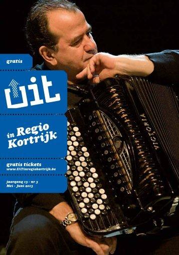 juni 2013 - UiT in regio Kortrijk