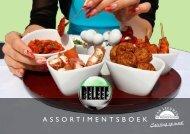 Assortimentsboek (in PDF) - Van Leeuwen - Catering op maat