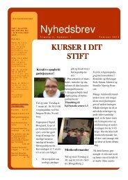 Nyhedsbrev februar 2013 - fyensstift.dk