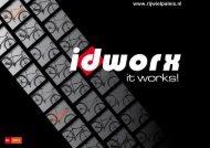 Catalogus idworx 2012