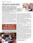tjänster i kyrkan - Bureå Församling - Page 4
