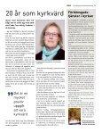 tjänster i kyrkan - Bureå Församling - Page 5