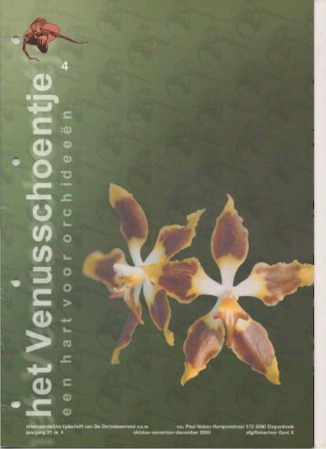 2000 - 4 - Orchideeën Vereniging Vlaanderen