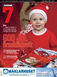 God Jul! - Webben 7