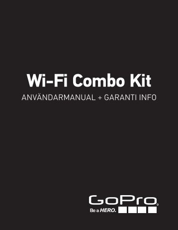 Wi-Fi Combo Kit - Iceman Sport Extreme
