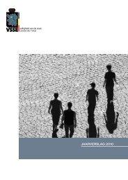 Jaarverslag 2010 van de VSSE (PDF, 1.45 MB) - Federale ...