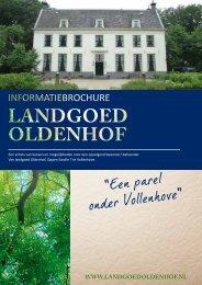 Bekijk de brochure - Stichting de Oldenhof