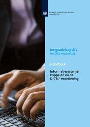 Integratielaag LNV en Digikoppeling Handboek ... - Logius