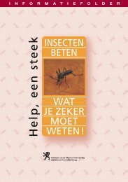 Folder Insectenbeten