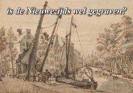 is de Nieuwezijds wel gegraven? - theobakker.net