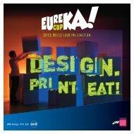 #02 Design. Print. Eat! - Gymnasium Novum