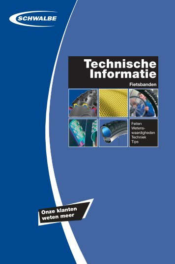 Techniek - Schwalbe
