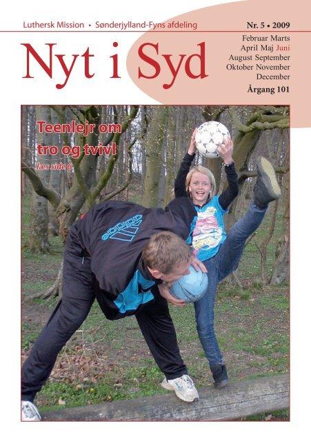 Nyt i Syd 05-2009 - Luthersk Mission, Sønderjyllands Afdeling
