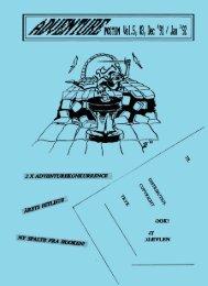 Vol 5, No 3 - december 1991 / januar 1992 - palbo.dk