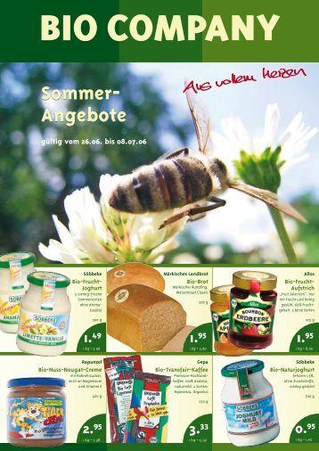 Sommer- Angebote Sommer- Angebote - Der Berliner ...
