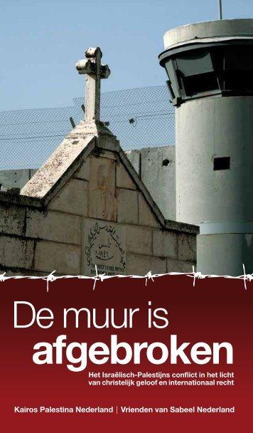 De muur is afgebroken - Henri Veldhuis