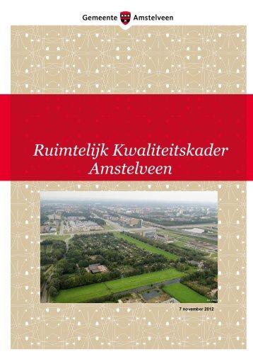 downloaden - Amstelveen - Gemeente Amstelveen