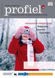 www.partena-ziekenfonds.be bedplassen vakanties hypertensie