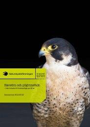 Lägesrapport inför jubileumsseminarium - Naturskyddsföreningen