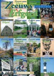 ZE-no4 dec 2010 - Stichting Cultureel Erfgoed Zeeland
