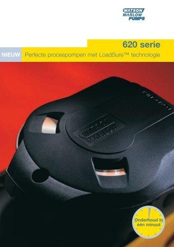 620 serie - Watson Marlow