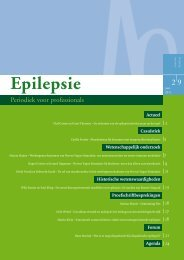 juni 2011 - Nederlandse Liga tegen Epilepsie