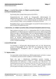 Bilage 2 - Energiamarkkinavirasto