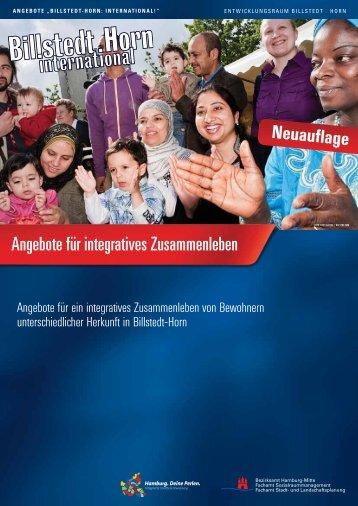 """Angebote """"billstedt-Horn: InternAtionAl!"""" - Entwicklungsraum ..."""