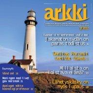 Arkki 2/2012 - Opko