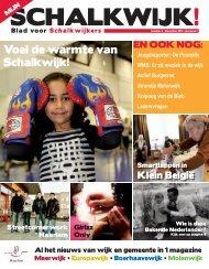 Voel de warmte van Schalkwijk! - Gemeente Haarlem